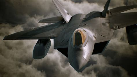 Wallpaper Ace Combat 7, Skies Unknown, best games, PC, PS